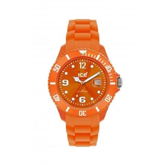 Ice-Watch Unisex Sili Winter Big Dried Orange Watch
